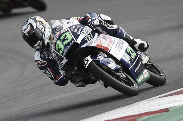 Bastianini topped the FP1 session | Photo: Mirco Lazzari gp/Gerry Images