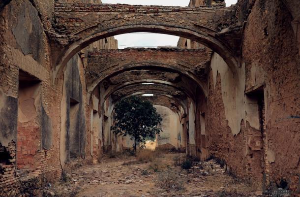 Resultado de imagen de monasterio de diablo