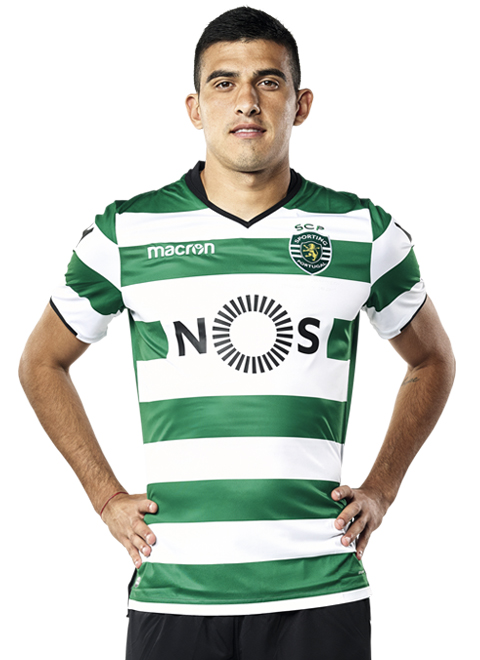Rodrigo Battaglia  Fuente: sporting.pt
