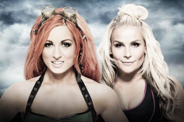 Two women one goal; beat down the other. Who will prevail? (image: cagesideseatscom)