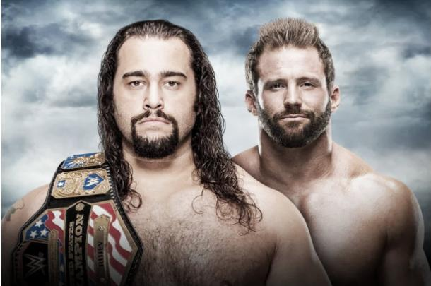 Will Zack Ryder finnally put an end to Rusev's destruction? (image: cagesideseats.com)