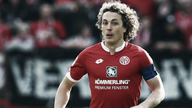 Mainz need to find a suitable man to replace their influential former captain. (Photo: Bundesliga)