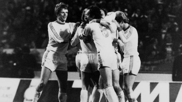 El Bayern de Múnich logró el triplete en 1975 tras ganar al Leeds United en Copa de Europa | Fuente: UEFA