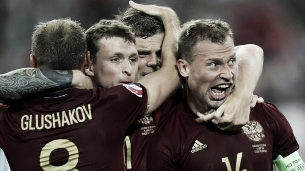 Yet, Slutsky's team leveled the scoreline l Photo: DailyMail.co.uk