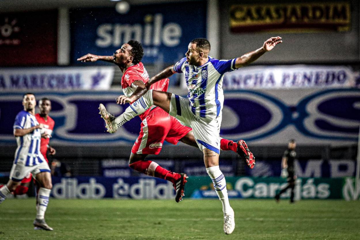 Lucas Almeida/CRB