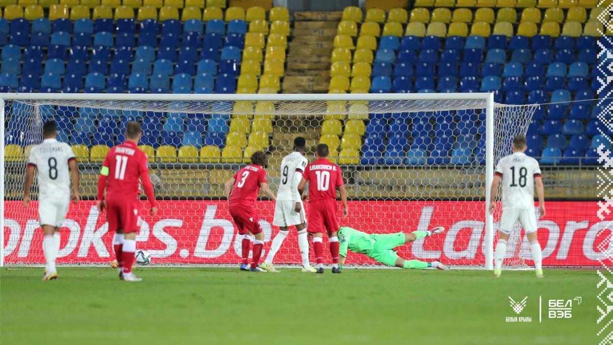 Photo by Belarus football team (ABFF)