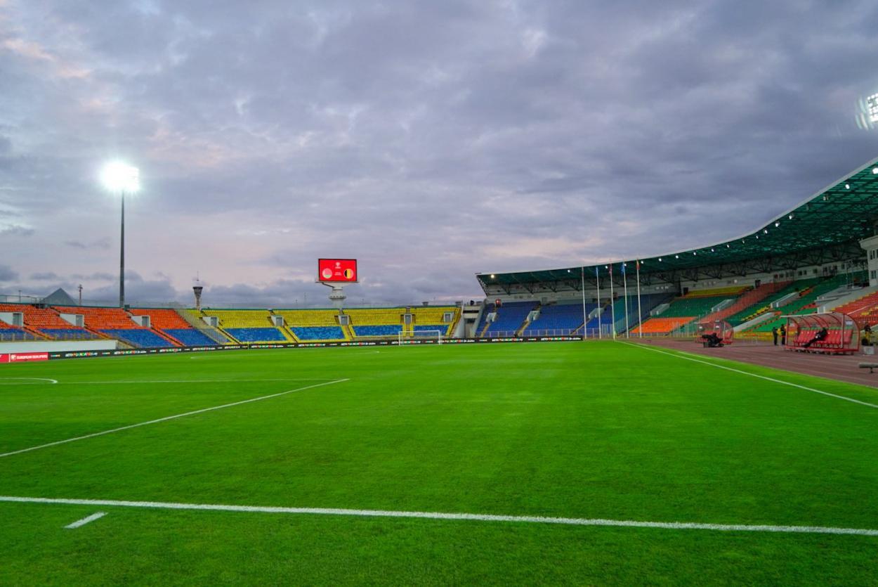 Foto: Divulgação/Seleção Belga de Futebol