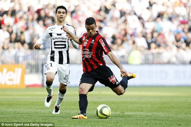 Ben Arfa has had a fantastic season, but is only on standby (photo: Getty Images)
