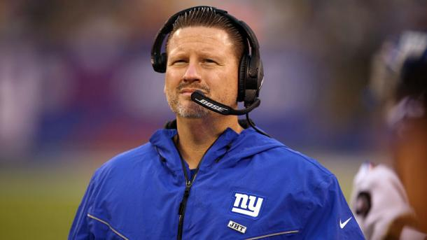 McAdoo is fighting to keep his job as he presides over one of the worst seasons the franchise has ever endured/Photo: