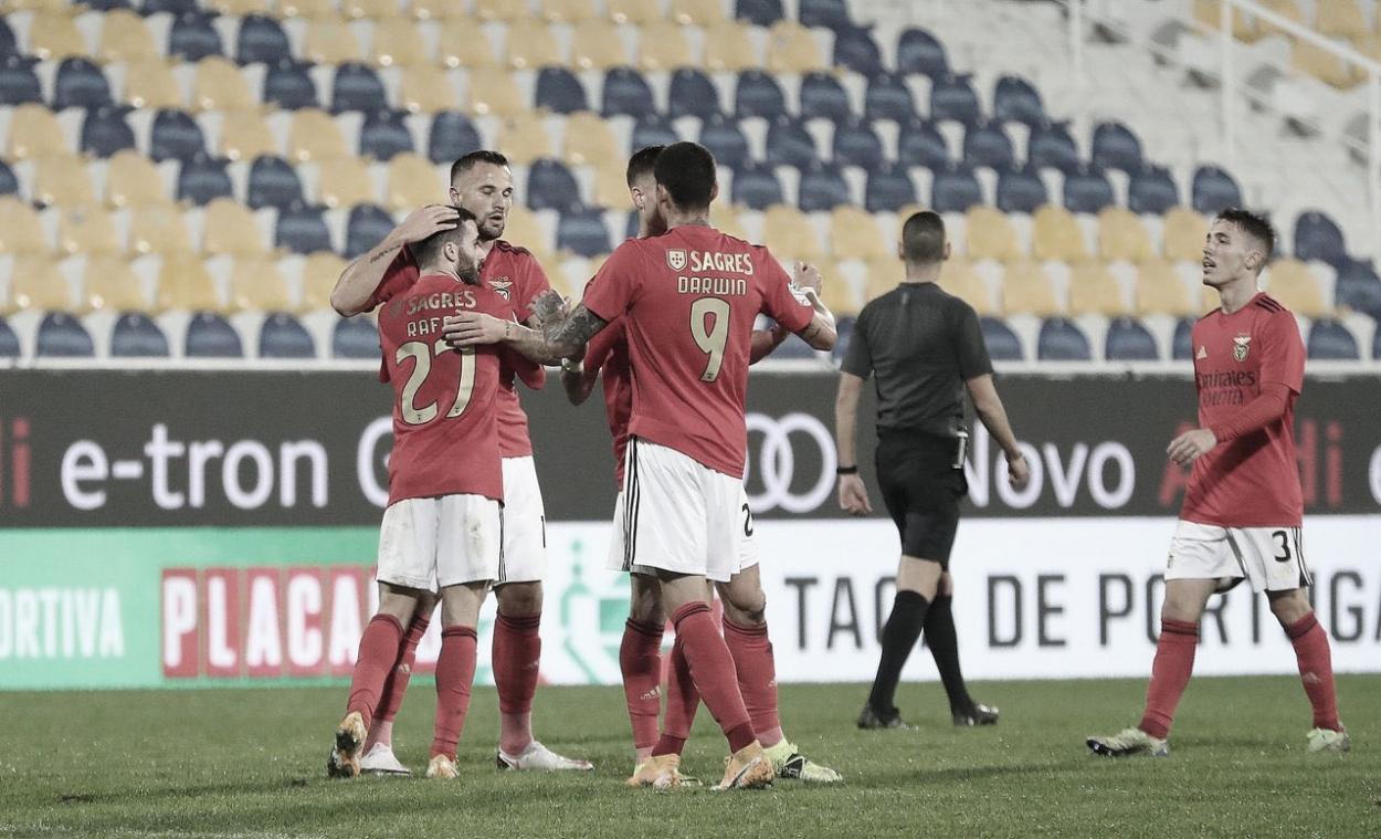 El Benfica tratará de reivindicarse tras una temporada muy discreta./ Foto: Benfica