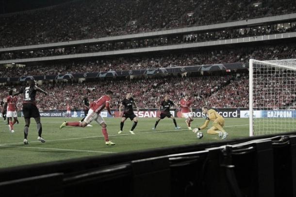 Foto: Reprodução / Benfica