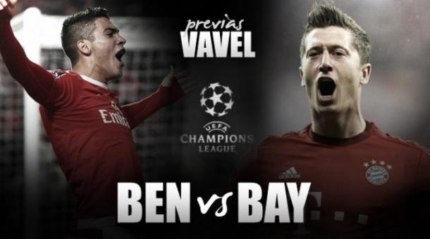 Benfica - Bayern - Source: fotomontaggio VAVEL