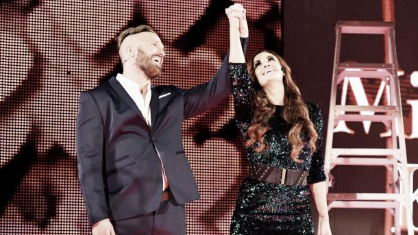 What does the future have in store for this couple? Photo-WWE.com