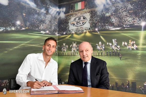 Juventus: ecco Bentancur per 9,5 milioni di euro