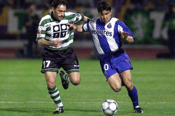 Deco foi rival de Paulo Bento em Portugal entre 2000 e 2004 (Foto: Divulgação)