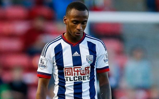 Berahino is now expected to depart The Hawthorns (photo:telegraph)