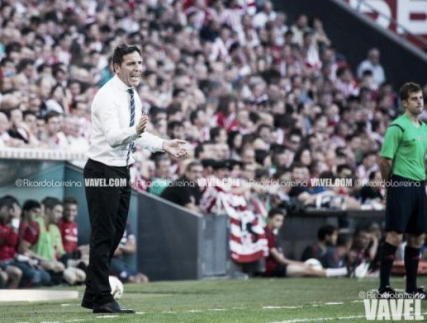 Eduardo Berizzo toma las riendas del Sevilla: Foto: Ricardo Larreina (VAVEL)