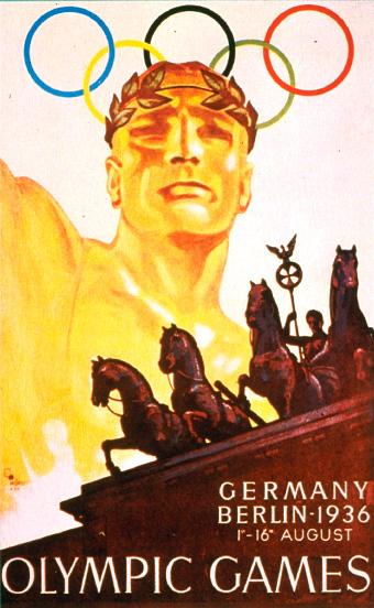 Imagen de presentacion para JJOO de Berlín 1936 PH: masdeporte.as.com