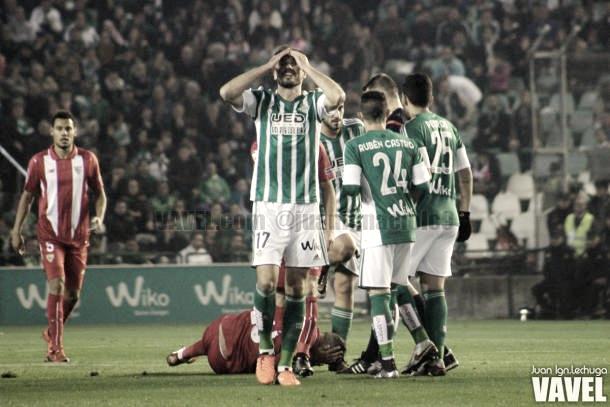 Duelo entre el Sevilla FC y el Real Betis | Foto: Juan Ign. Lechuga - VAVEL