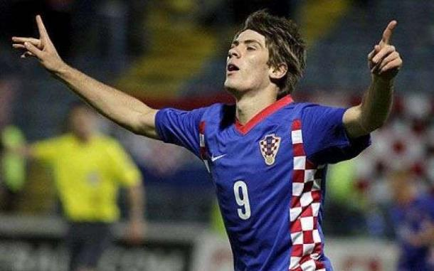 Kramarić is looking to keep himself in his country's picture ahead of Euro 2016. | Photo: The News Hub
