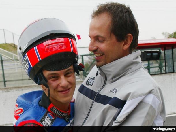 Stefano Bianco MotoGP. Foto: motogp.com