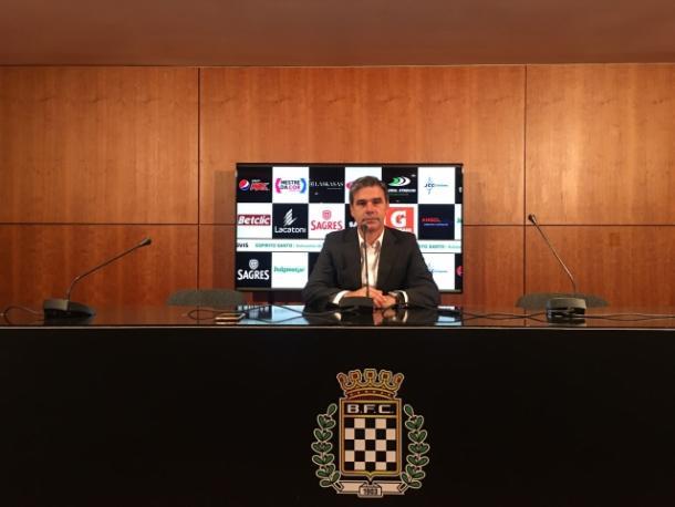 Miguel Leal es el actual DT del Boavista FC / www.boavistafc.pt