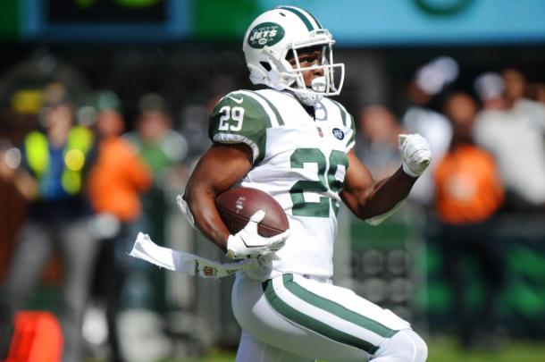 Powell was the focal point of the Jets' rushing attack/Photo: Robert Sabo