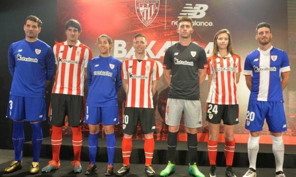 Foto: Divulgação/Athletic Club/New Balance
