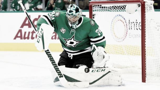 Ben Bishop Foto NHL.com