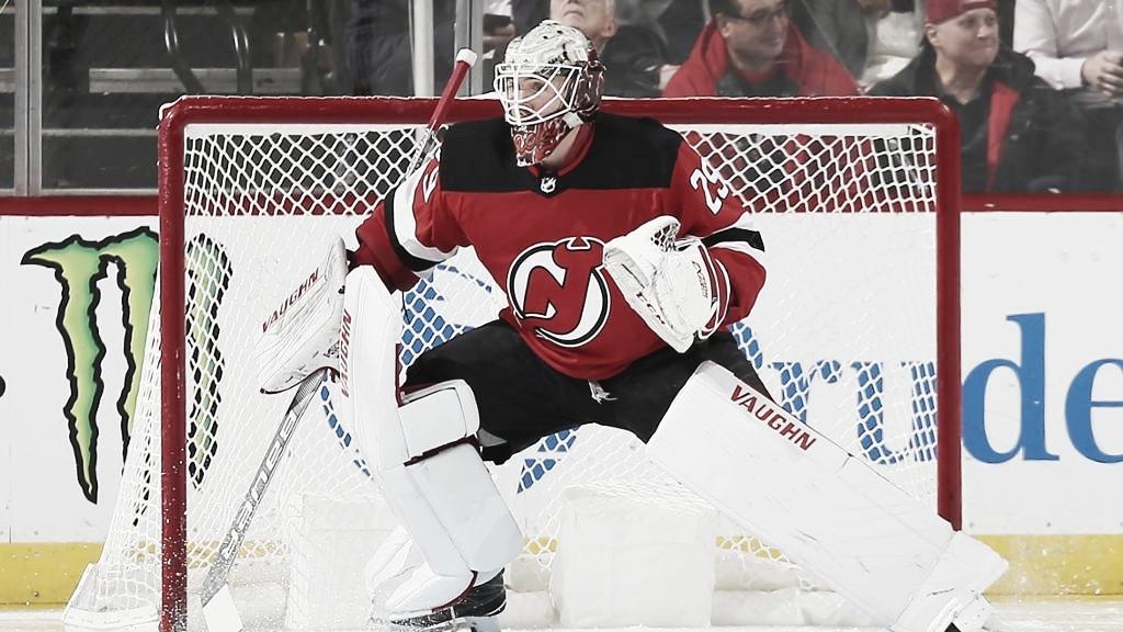 Mackenzie Blackwood NHL.com