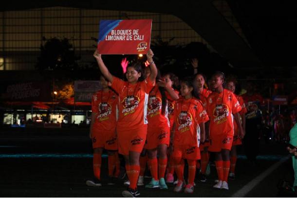 Seis victorias y 26 goles a favor y uno en contra los números del conjunto 'naranja'. | Foto: Los Paisitas