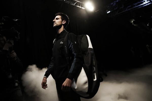 Djokovic y su contundencia. Imagen: Zimbia