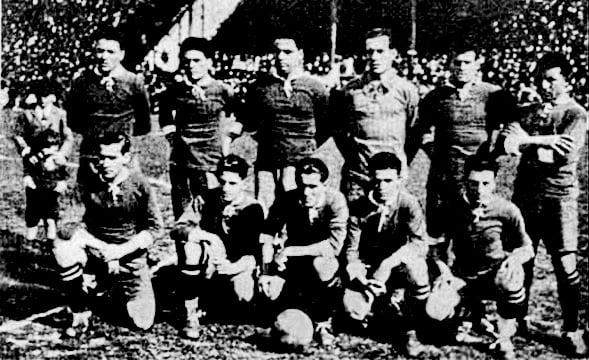 Independiente Campeón de 1922, en el Amateurísmo. Imagen: @Independiente