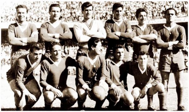 Independiente campeón de 1960 Imagen: Web Oficial de Independiente