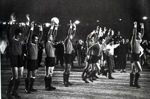 Campeón de la Copa Libertadores 1964. Imagen: Xenen