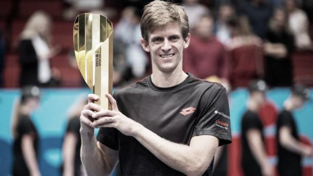 El título mas importante de su carrera. Imagen: @ATPWorld