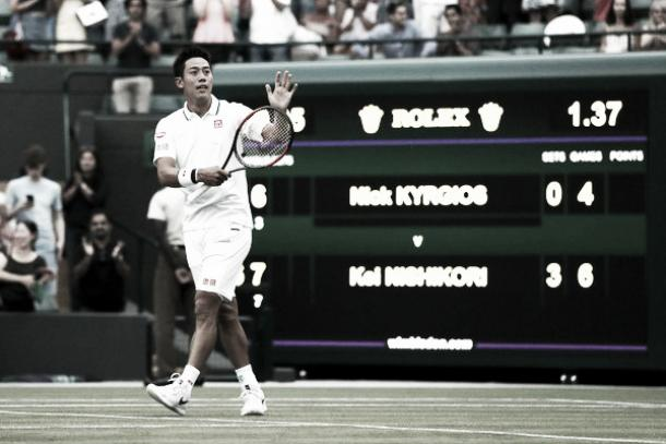 Wimbledon una imagen de fortaleza. Imagen: @Wimbledon
