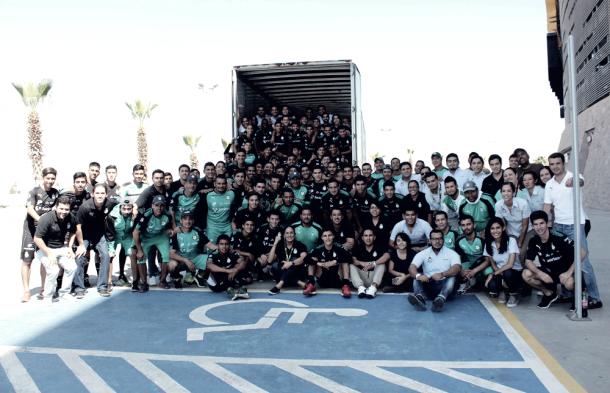 Reúne Rayados a más de 20 mil aficionados