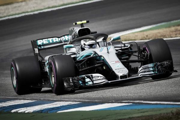 Valtteri Bottas en el GP de Alemania | Mercedes AMG F1