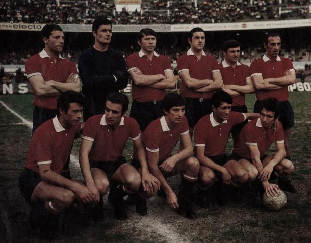 Independiente campeón 1970. Imagen: El Grafico