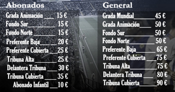 Precio de las entradas frente al FC Barcelona   Foto: herculesdealicantecf.net