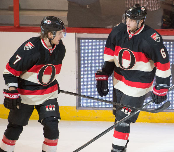 The Senators will look to use their speed to their advantage. Photo: Marc DesRosiers-USA TODAY Sports