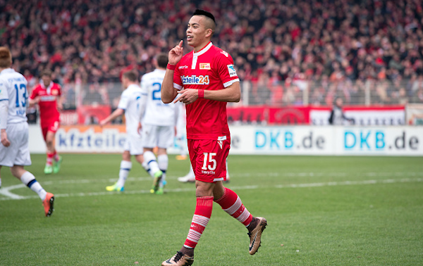 Bobby Wood has recently departed Union Berlin (Photo: Getty Images)