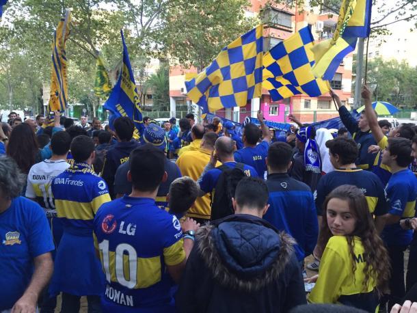 Foto: Twitter Oficial Boca Juniors