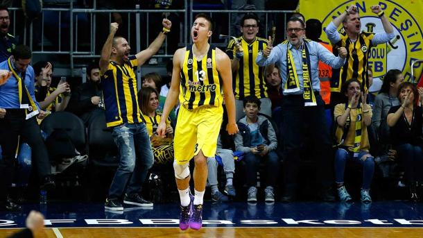 Bogdan Bogdanovic, arma totale a disposizione di Obradovic - Foto EuroLeague