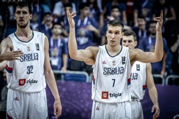 Lo spauracchio serbo, Bogdanovic - Foto FIBA