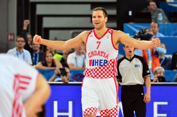 Bogdanovic será uno de los líderes de Croacia. | Fotografía: Getty Images