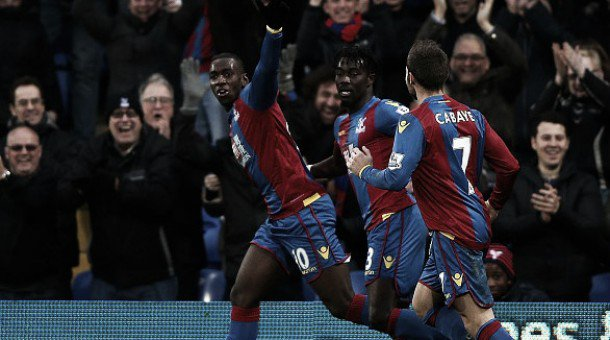 Yannick Bolasie will hope to continue his impressive form (photo: yahoo)