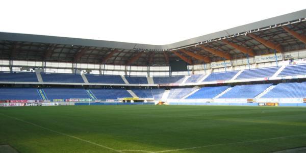 Le Stade Bonal, basé à Sochaux (25) d'une capacité de 20 000 places