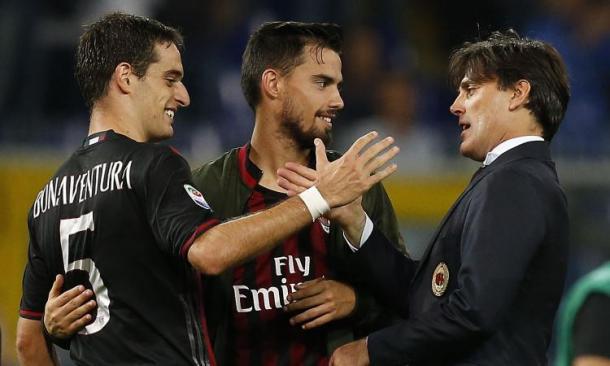 Suso, Montella e Bonaventura: CalcioMercato.com